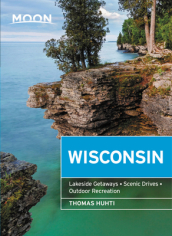 Moon Wisconsin (Eighth Edition)