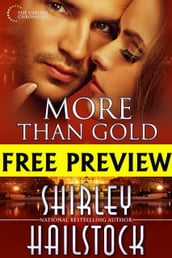 More Than Gold- FREE PREVIEW (First 6 Chapters)