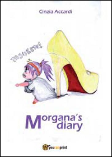Morganas Diary - Cinzia Accardi  