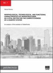 Morphological, technological and functional characteristics of infrastructures as a vital sector for the competitiveness of a country system...