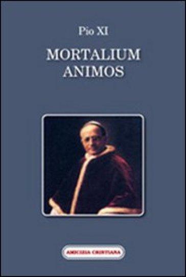 Mortalium animos - Jacques-Yves Pertin |