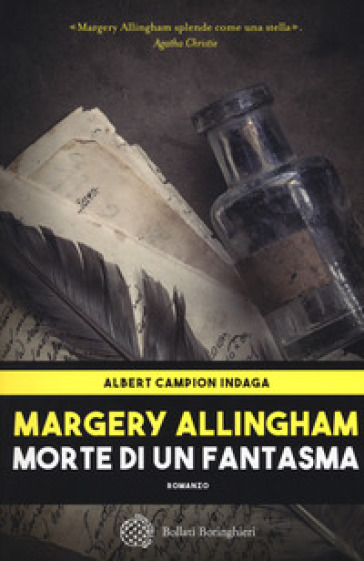 Morte di un fantasma - Margery Allingham pdf epub