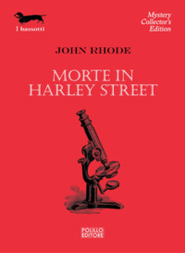 Morte in Harley Street - John Rhode |