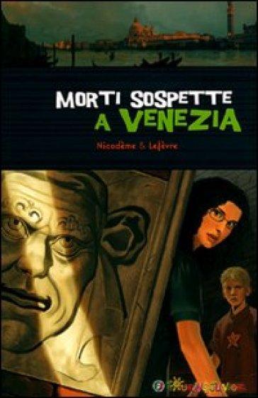 Morti sospette a Venezia - Béatrice Nicodème pdf epub