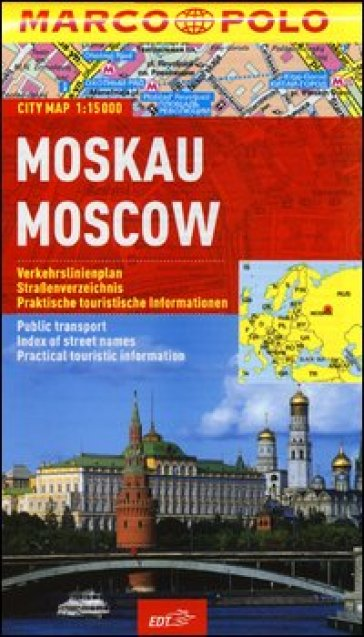 Mosca 1:15.000