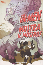 Mostra il mostro! The Un-Men. 1.