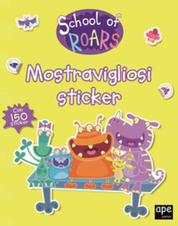 Mostravigliosi sticker