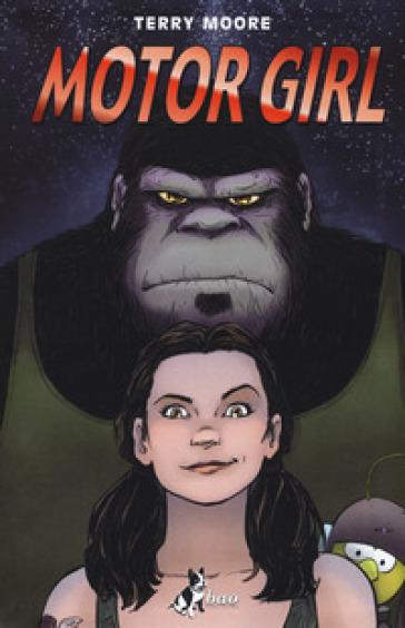 Motor girl - Terry Moore | Jonathanterrington.com