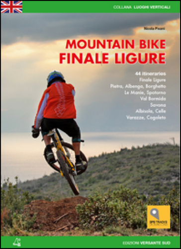Mountain bike. Finale Ligure. 44 itineraries