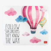 Mousepad - Follow Your Dreams