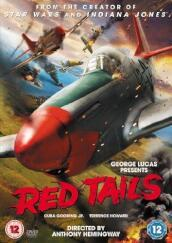 Movie-Red Tails (DVD)