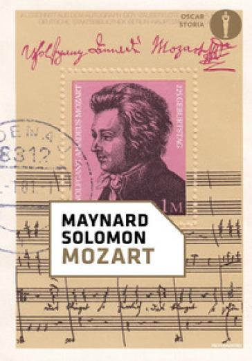 Mozart - Maynard Solomon | Thecosgala.com