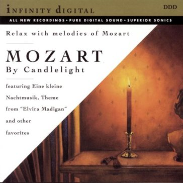 Mozart by candlelight