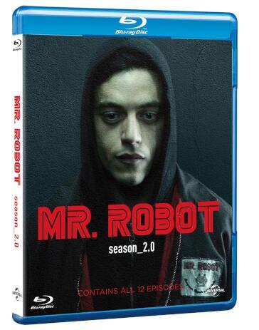 Mr. Robot - Stagione 02 (3 Blu-Ray)