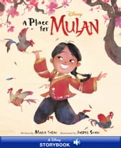 Mulan Live Action Picture Book