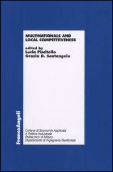 Multinationals and local competitiveness