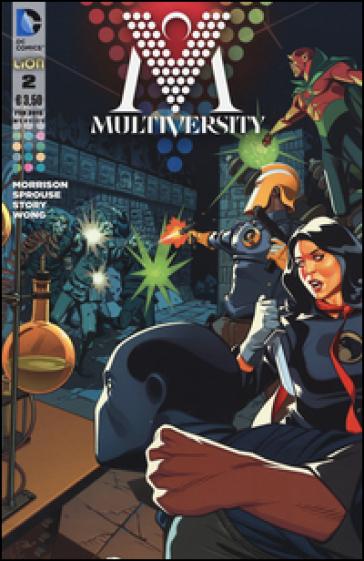 Multiversity. 2. - Grant Morrison pdf epub