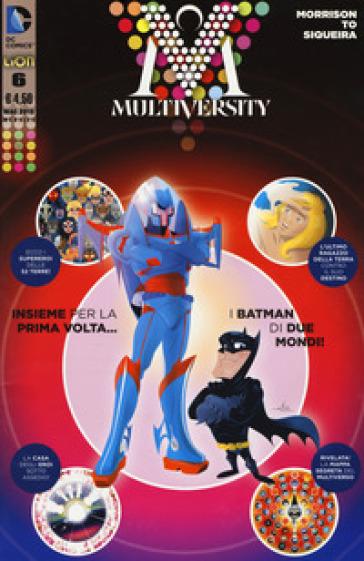 Multiversity. 6. - Grant Morrison  