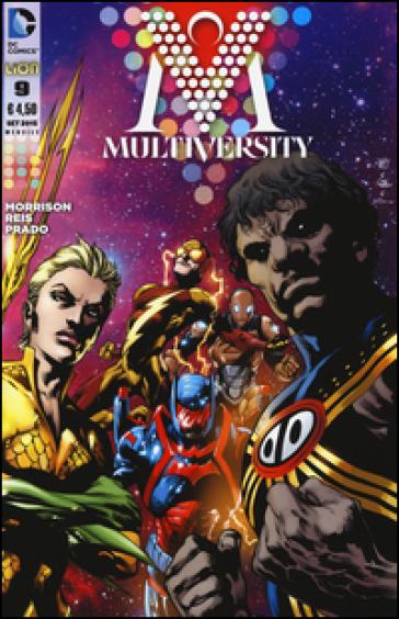 Multiversity. 9. - Grant Morrison | Rochesterscifianimecon.com