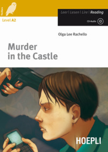 Murder in the Castle. Con CD Audio