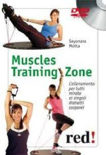 Muscles training zone. DVD
