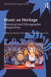 Music as Heritage