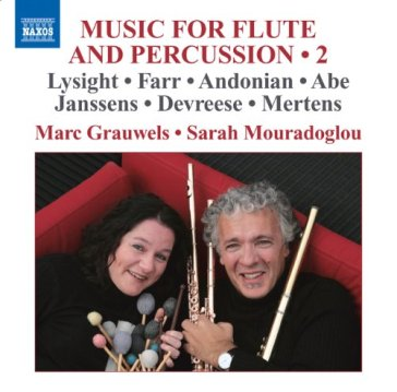 Music for flute & percuss