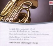 Music for horn & organ fr