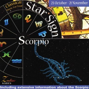 Music for your star sign: scorpio / various