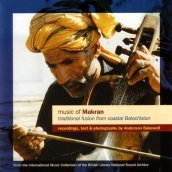 Music of makran