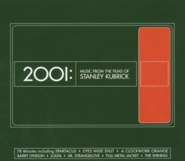 Music of stanley kubrick