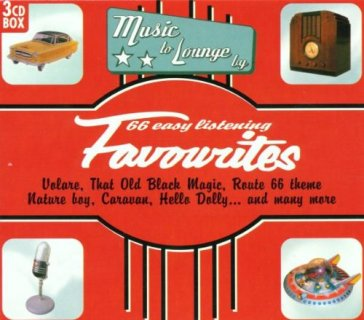 Music to lounge by