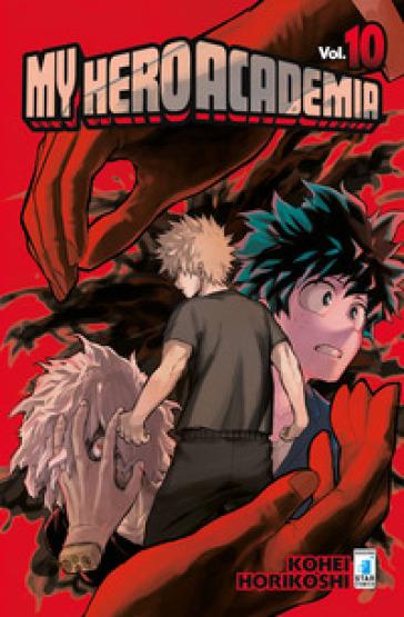 My Hero Academia. 10. - Kohei Horikoshi |