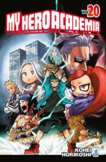 My Hero Academia. 20. - Kohei Horikoshi | Thecosgala.com