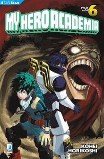 My Hero Academia. 6. - Kohei Horikoshi |