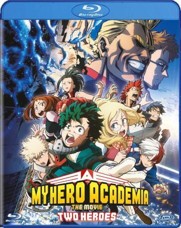 My Hero Academia - The Movie - Two Heroes (Blu-Ray)