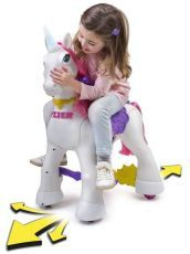 My Lovely Unicorn - Cavalcabile Con Batteria 12V