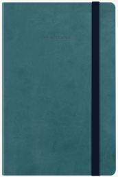 My Notebook - Dotted - Petrol Blue