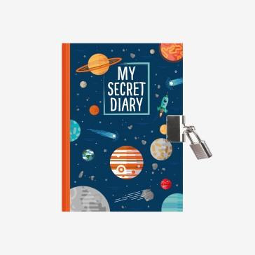 My Secret Diary - Planets