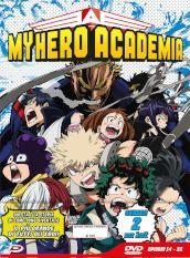 My hero academia - Stagione 02 Box 01 Episodi 14-26 (3 DVD)(limited edition)