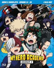 My hero academia - Stagione 02 Box 02 Episodi 27-38 (3 DVD)(limited edition) (+booklet)