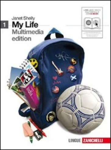 My life. Getting started. Per le Scuole superiori. Con 2 CD Audio. Con DVD-ROM. Con espansione online. 1.