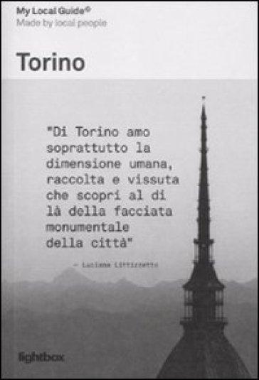 My local guide. Torino
