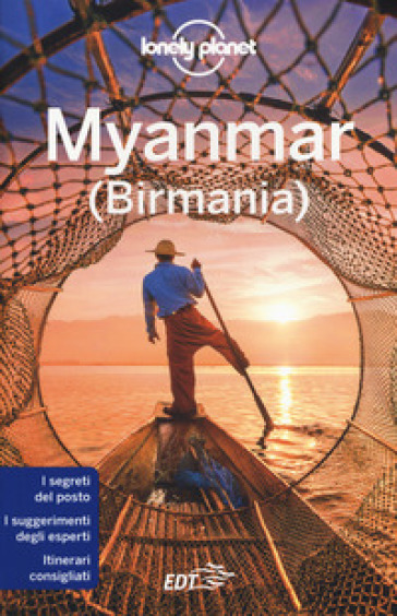 Myanmar (Birmania) - Simon Richmond |