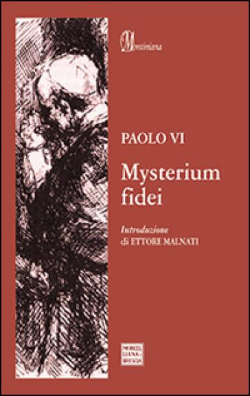 Mysterum fidei - Paolo VI | Jonathanterrington.com