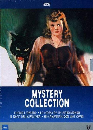 Mystery collection (4 DVD)