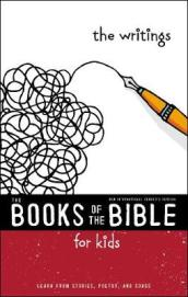 NIrV, The Books of the Bible for Kids: The Writings, Softcover