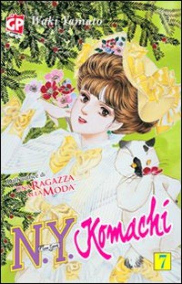 N.Y. Komachi. 7. - Waki Yamato |