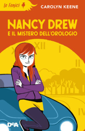 Nancy Drew e il mistero dell'orologio - Carolyn Keene | Jonathanterrington.com