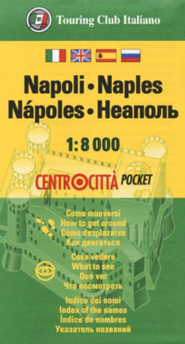 Napoli 1:8.000 -  pdf epub
